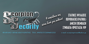 SCRORPION SECURITY